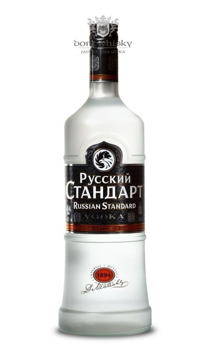 Wódka Russian Standard Original / 40% / 1,0l