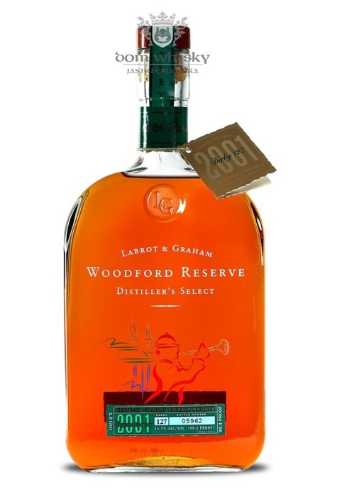 Woodford Reserve Derby 2001 / 45,2% / 1,0l