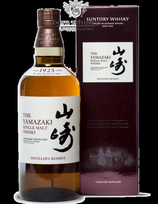 Yamazaki Malt Distiller's Resreve Suntory / 43% / 0,7l