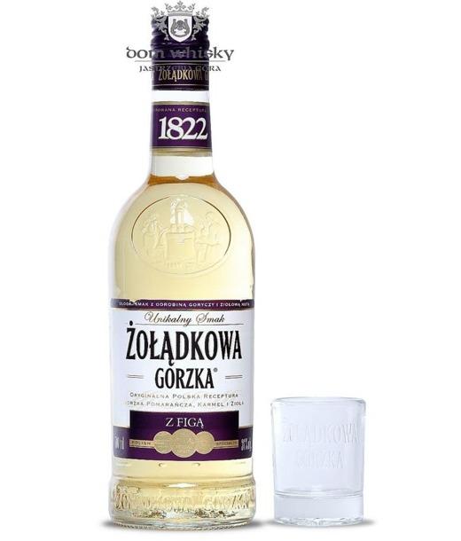 Żołądkowa Gorzka z Figą / 34% / 0,5l